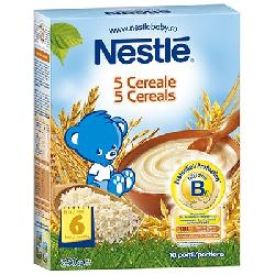 Cereale Nestle - 5 cereale 250g