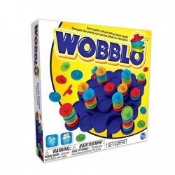 TCG Games - Joc de societate Wobblo