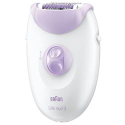 Braun - Epilator Silk-epil 3170 Purple