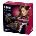 Braun - Uscator de par Satin Hair HD770