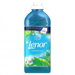 Balsam de rufe Lenor Morning Dew 1.5L (50 spalari)