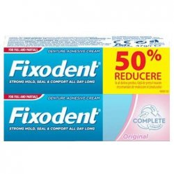 Fixodent Original Duo Pack 94g