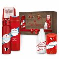 Pachet Old Spice Whitewater Stick+Spray+Shower Gel+After Shave+sosete
