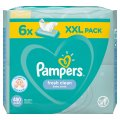 Servetele umede Pampers Fresh Clean 6pk (6*80 buc)