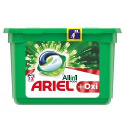 Ariel All in 1 Pods +Oxi Effect 13*30ml