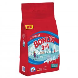 Bonux automat 3in1 Ice Fresh (whites) 4kg