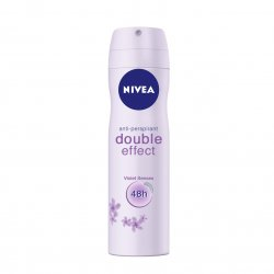 Nivea Deo spray feminin Double Effect 150ml