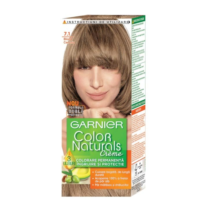 Vopsea Par Garnier Color Naturals 71 Blond Cenusiu Shopidoki