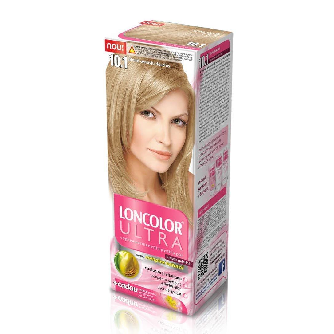 Vopsea Par Loncolor 101 Blond Cenusiu Deschis Shopidoki